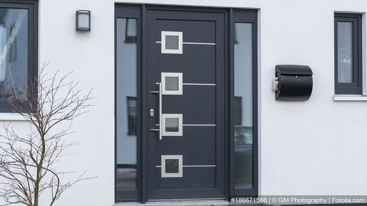 Bekannt Haustüren | Zander GbR - Jalousiebau, Oranienburg DH51